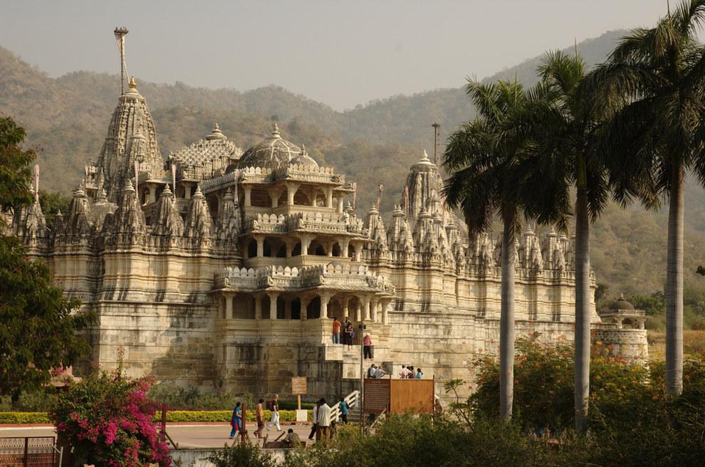 Templo Ranakpur -- Rajasthan, Índia