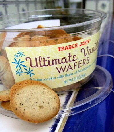 Ultimate Vanilla Wafers