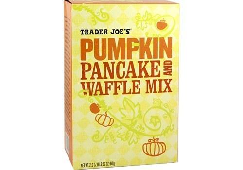 Pumpkin Pancake and Waffle Mix