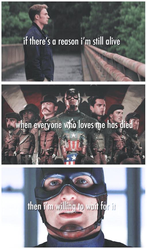 23 Times Tumblrs Love For Captain America fik det rigtigt-7008