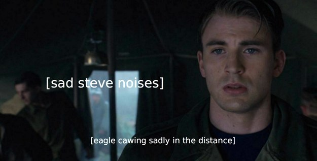 23 Times Tumblr's Love For Captain America Was All Of Us