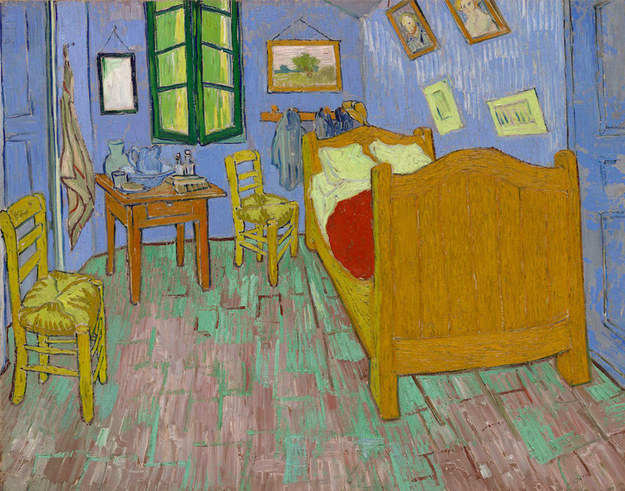 It's the most famous bedroom in art history — and soon you'll be able to step inside the painting and sleep in it yourself.