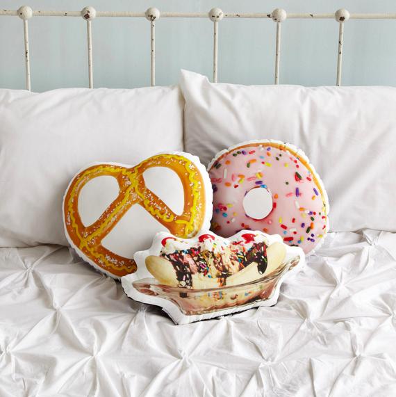 Estos almohadones para cuando tienes hambre, pero estás demasiado cansado como para comer.