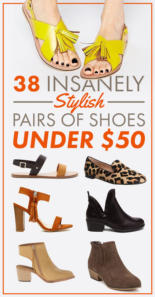 38 Cheap Pairs Of Shoes That Look Like A Million Bucks