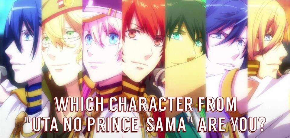 Uta No Prince Sama Dating Quiz