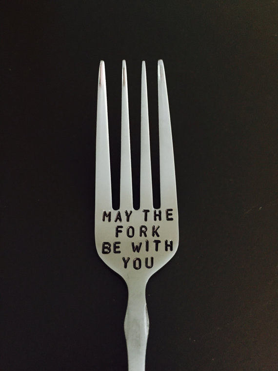 This punny Star Wars fork.