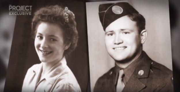 Après la guerre, Norwood Thomas est retourné aux États-Unis et Joyce Morris est restée au Royaume-Uni. Ils sont restés en contact dans un premier temps, et s'écrivaient des lettres.