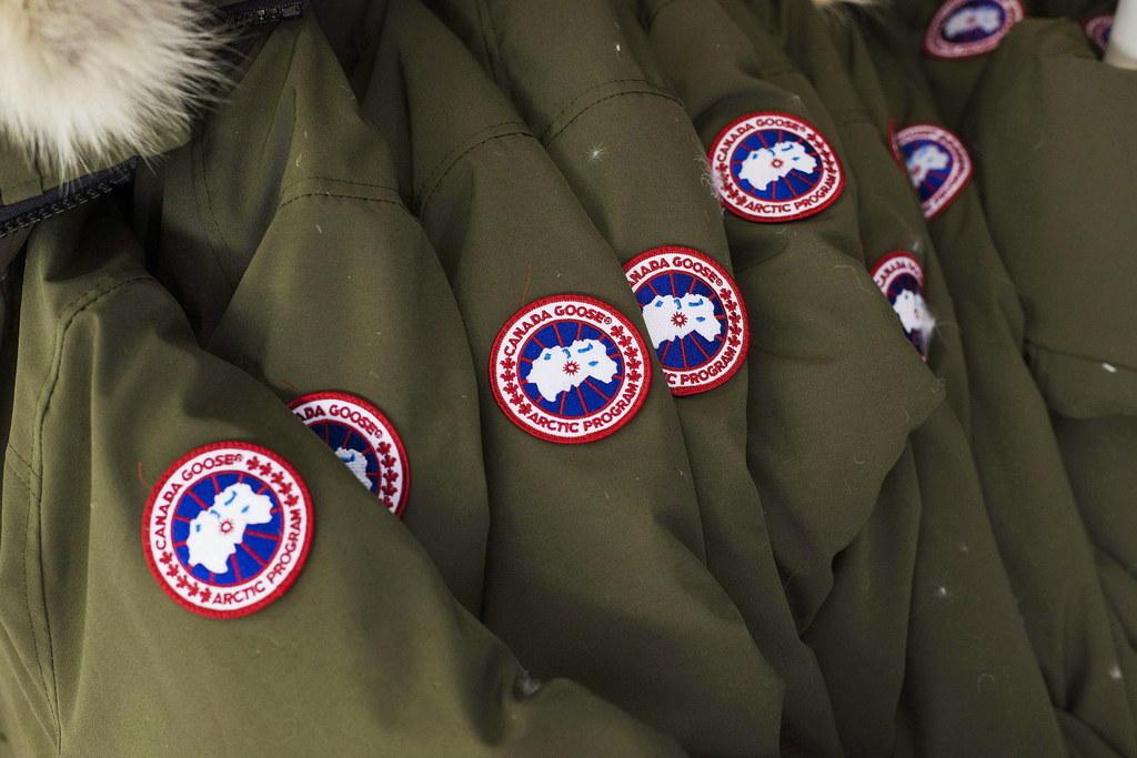 canada goose jacket robbery