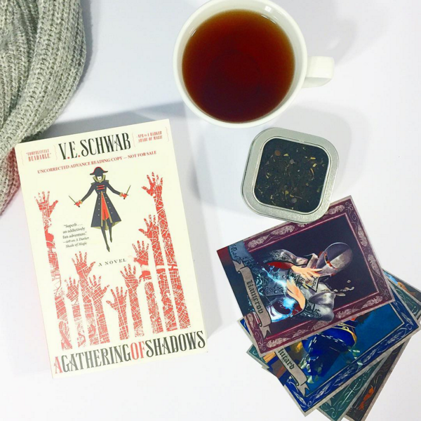 """""""Every month you get a new book and tea, and they're always complimentary in some way. It's a little box of comfort and enlightenment."""" Submitted by Nikki Stango Sterling, Facebook"""