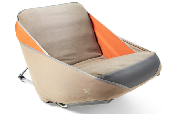 This inflatable chair that will keep your bum high and dry (and comfy AF):