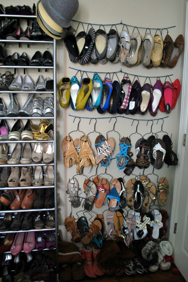 diy wire closet - photo #30