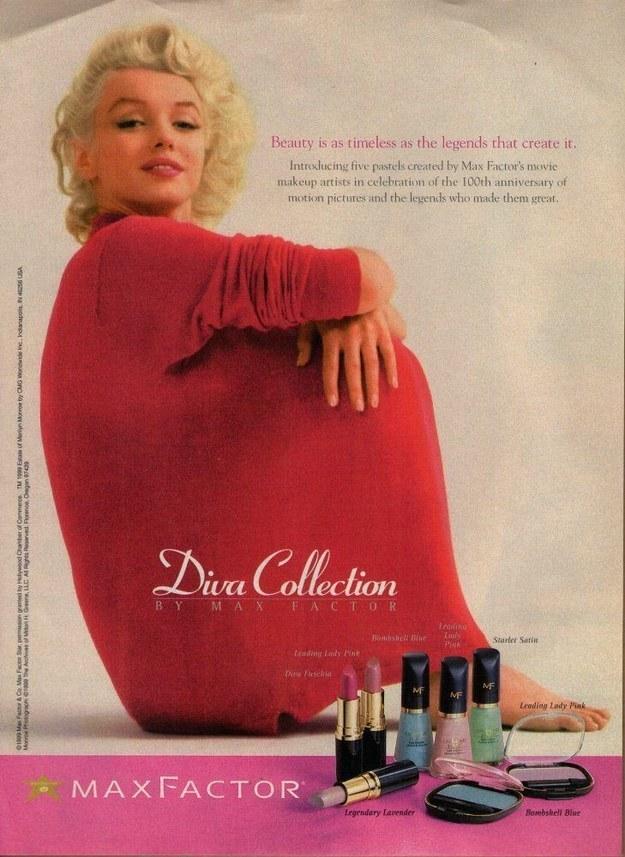 Max Factor, 1999