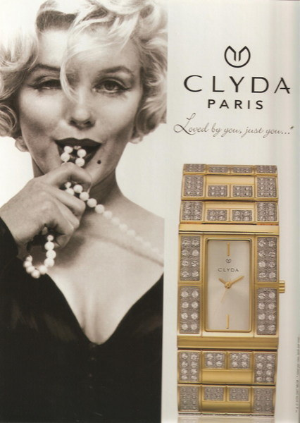 Clyda Paris Watches, 2008