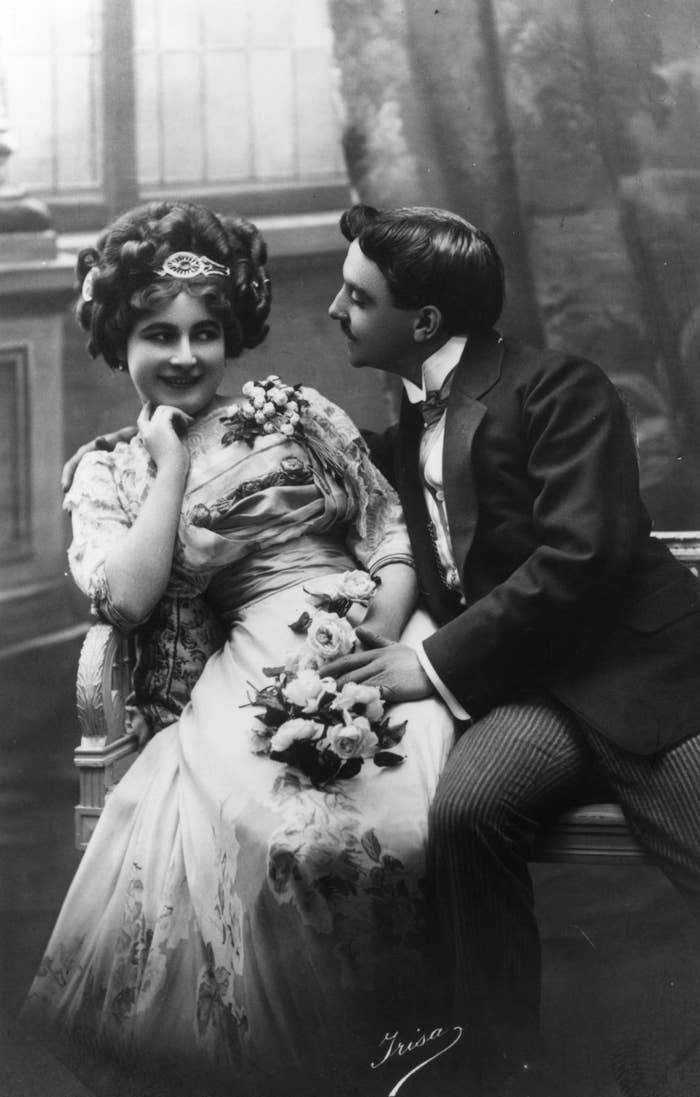 Image result for valentines day victorian