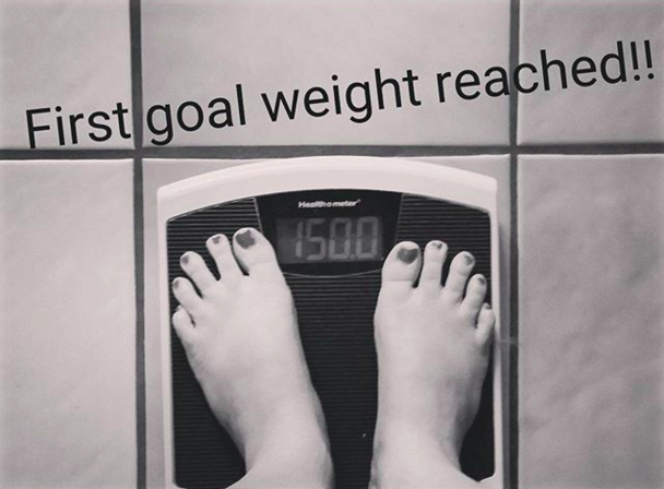 But what about what happens when you hit your goal weight and it's time to settle into maintaining it?