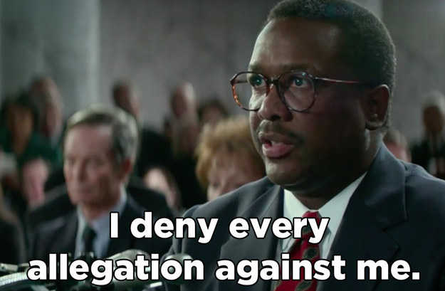 Wendell Pierce will be playing Clarence Thomas.