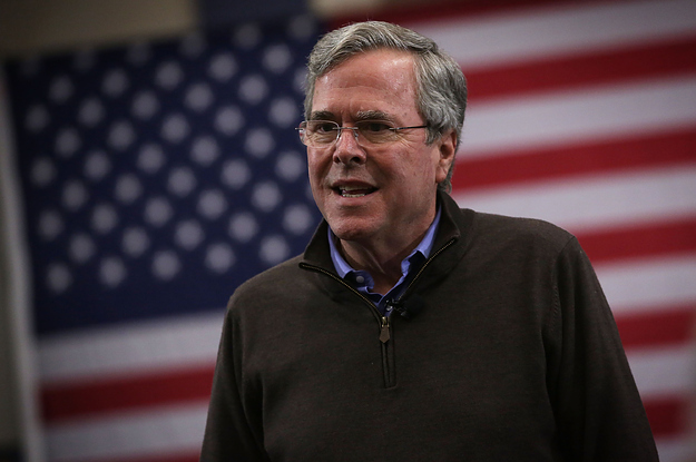 Jeb Bush On His Foreign Policy Chops: Florida National Guard Ran Abu Ghraib Prison