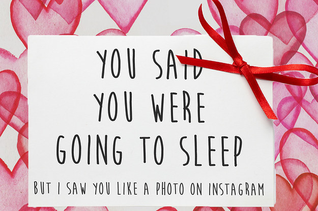 14 valentine's day cards you'd actually send your significant other, Ideas