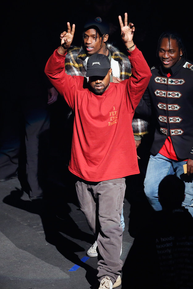 Kanye West Allegedly Paid His Models $100 For A 10-Hour Workday