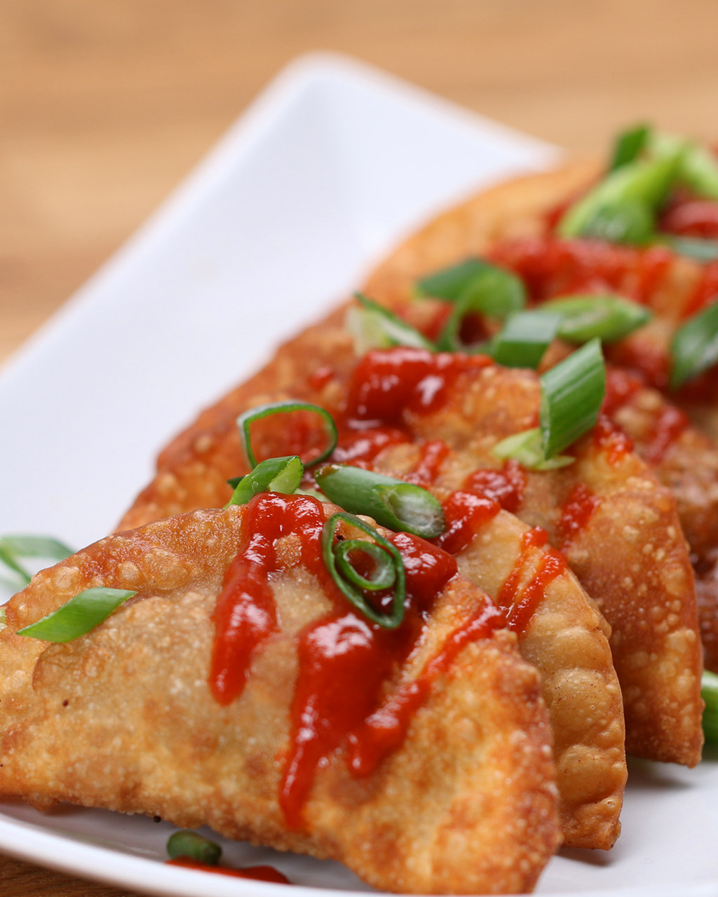 Here's A Recipe For Fried Beef Dumplings That Will Rock Your World