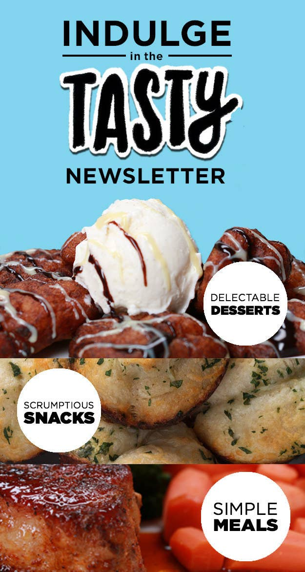Get ready to indulge with buzzfeed tastys newsletter share on facebook share forumfinder Gallery