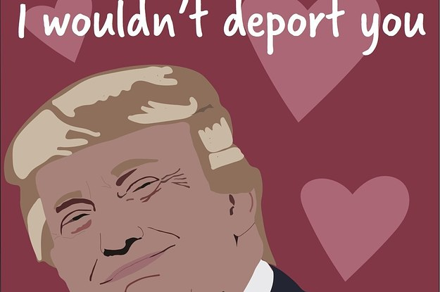 If Presidential Candidates Were Reimagined As Valentines Day Cards – Big Valentines Cards