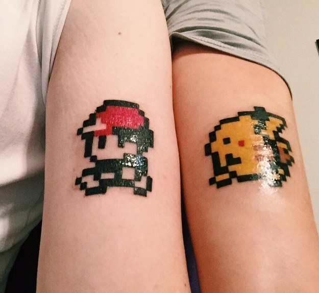 36 Geeky Tattoos That Ll Make You Want To Get Inked