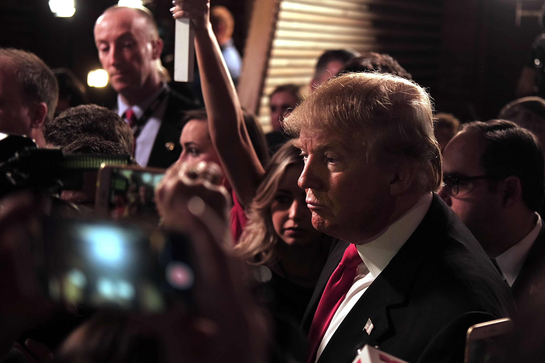Donald Trump Gets His Feelings Hurt