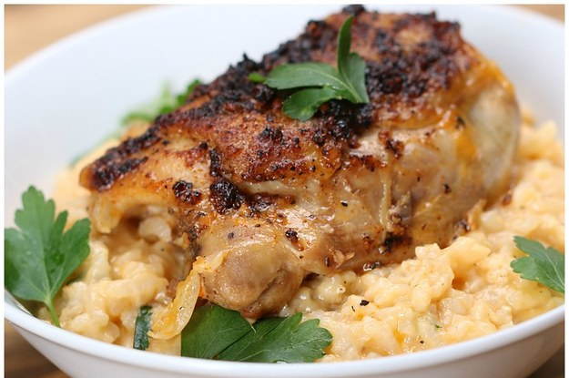 If Youre Looking For An Easy One Pot Meal This Chicken Dish Is For You