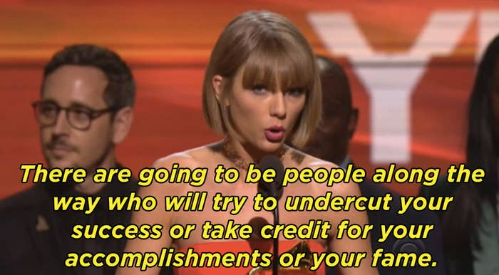 It Sounds Like Taylor Swift Responded To Kanye West In Her Grammys Speech