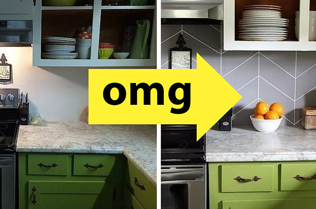 Diy Small Kitchens 21 kitchen upgrades that you can actually do yourself