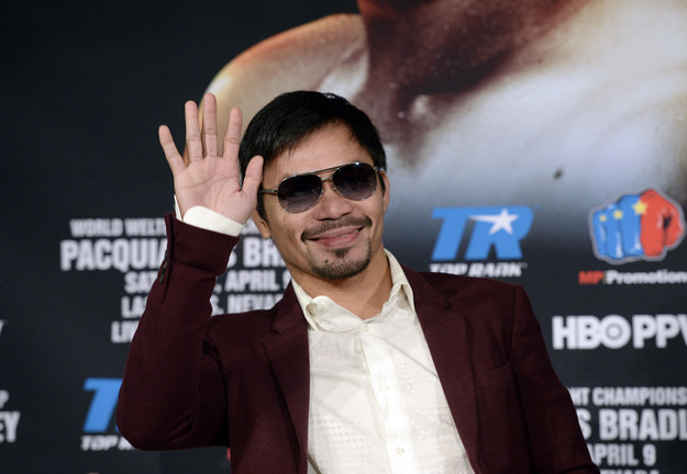 "World champion boxer Manny Pacquiao came under fire this week after stating in an interview that LGBT people were ""worse than animals."""
