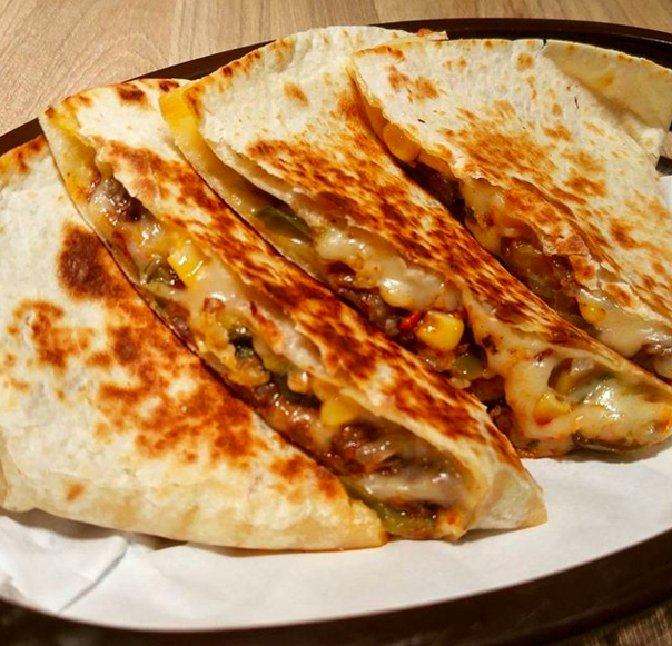 Those who question the power of the quesadilla are missing out, because in reality...