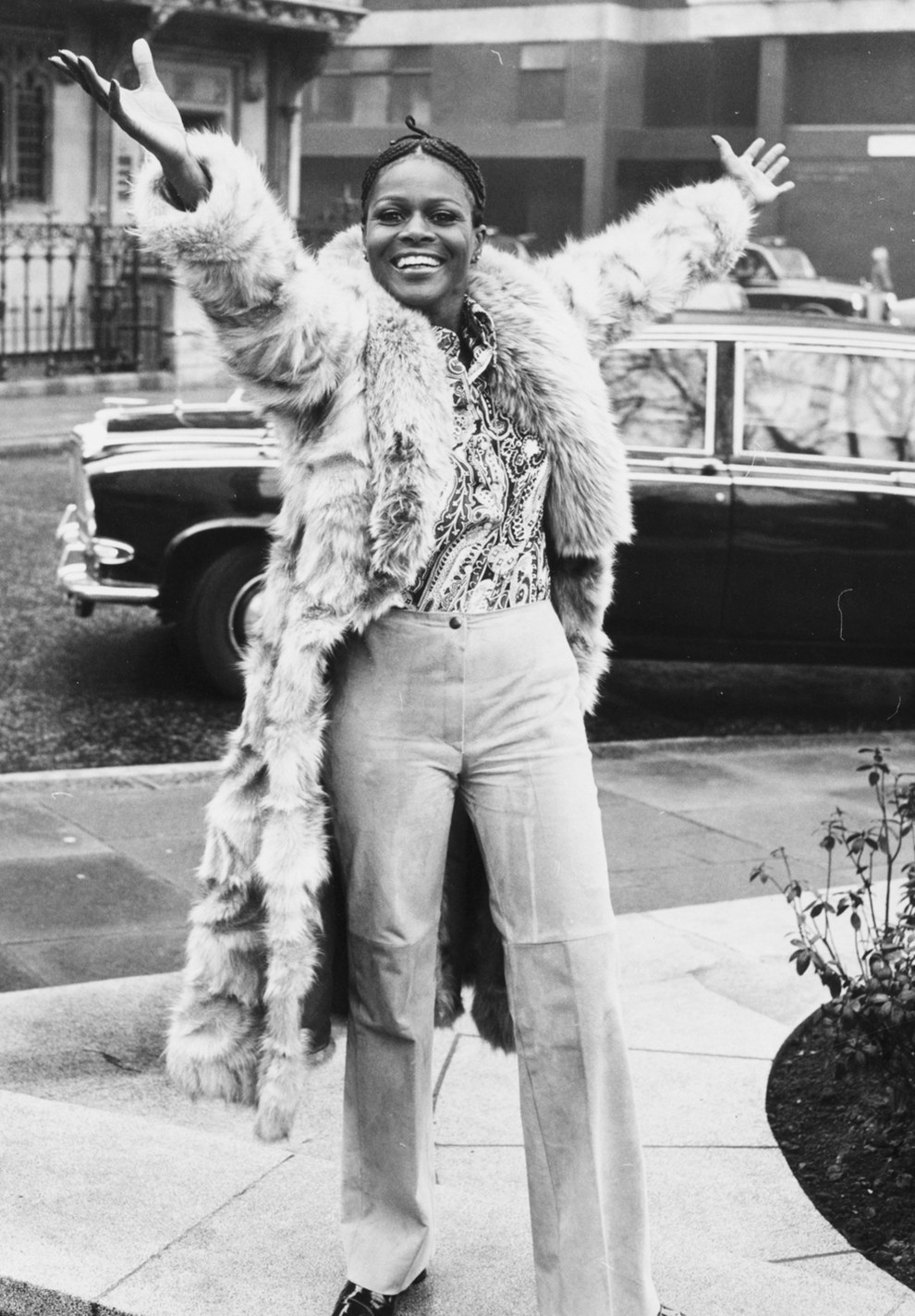 Cicely Tyson em 1973