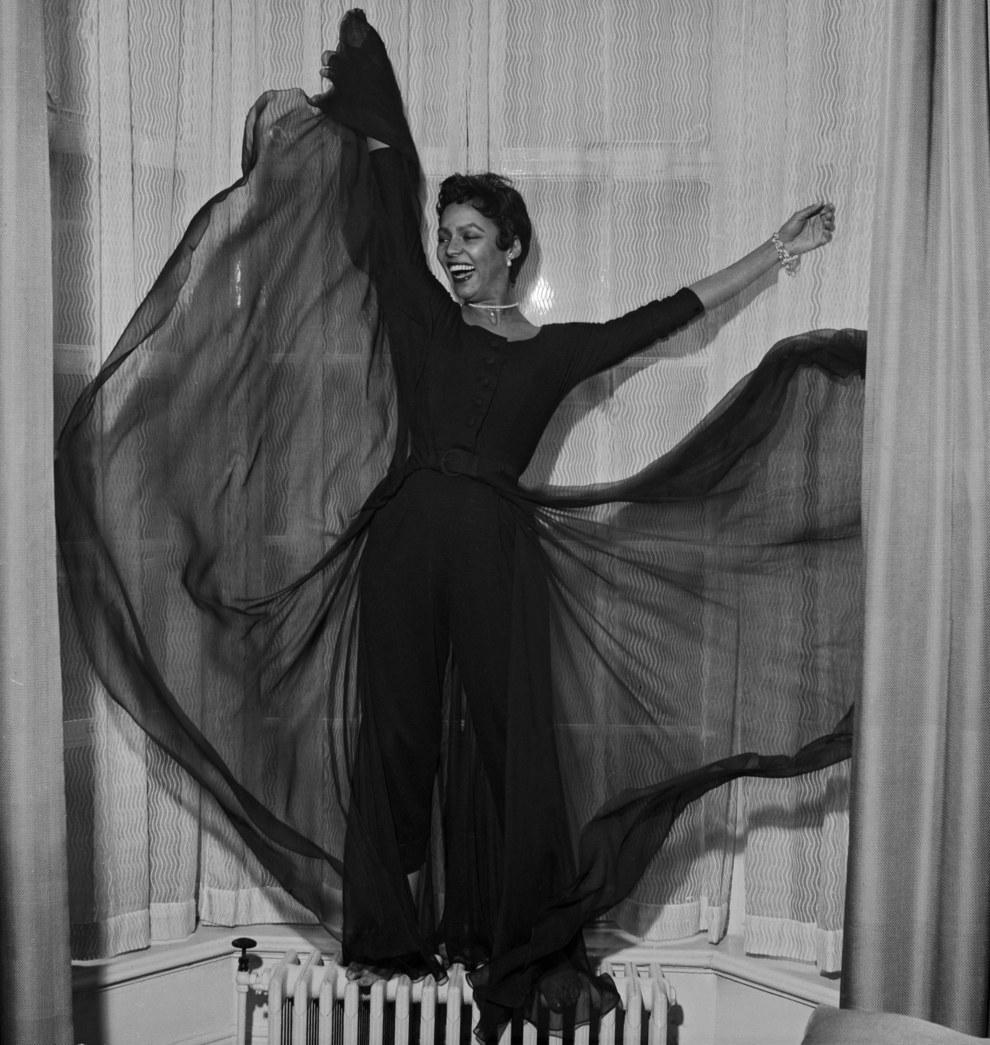 Dorothy Dandridge em 1956