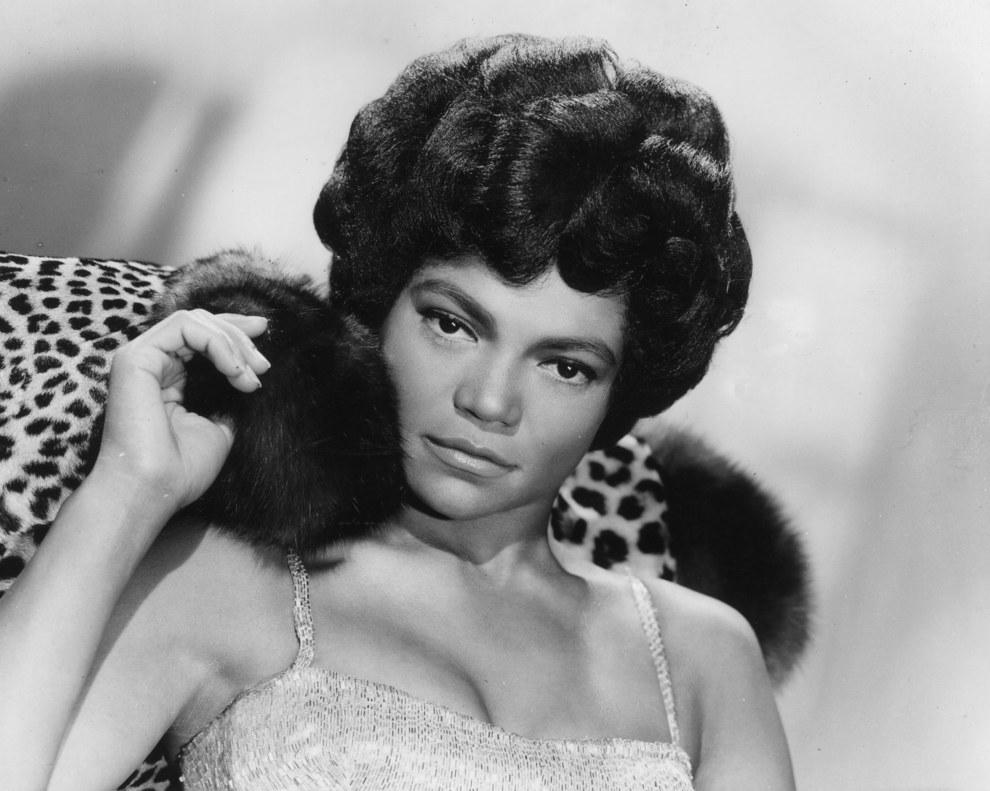 Eartha Kitt em 1960