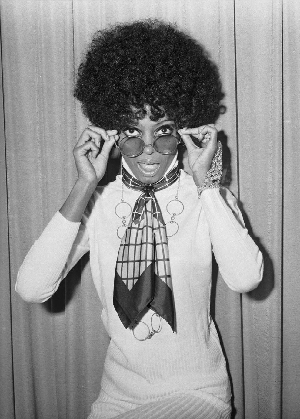 Diana Ross em 1968