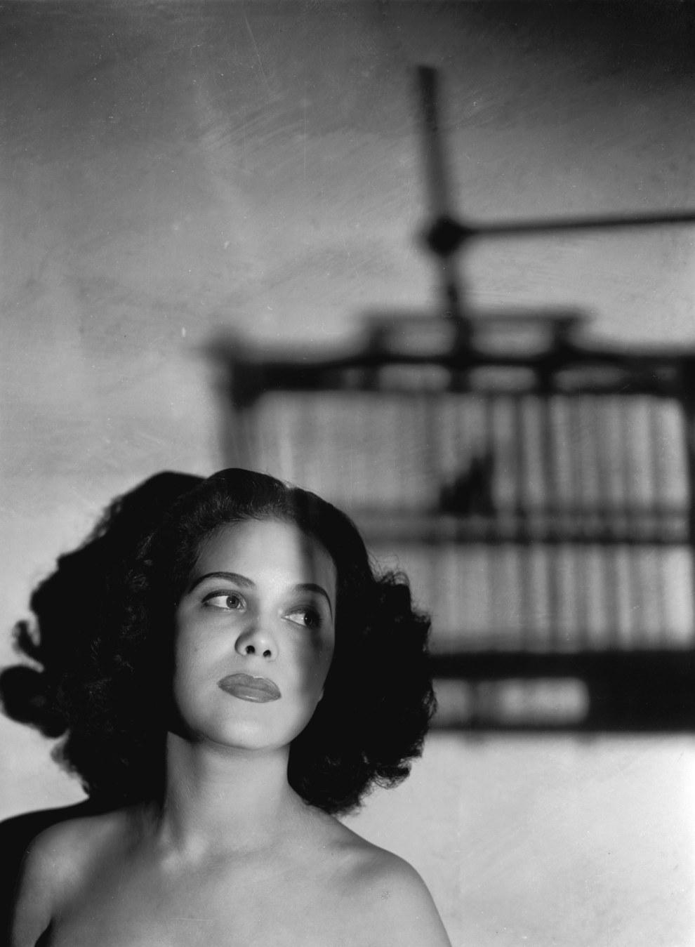 Hilda Simms em 1947