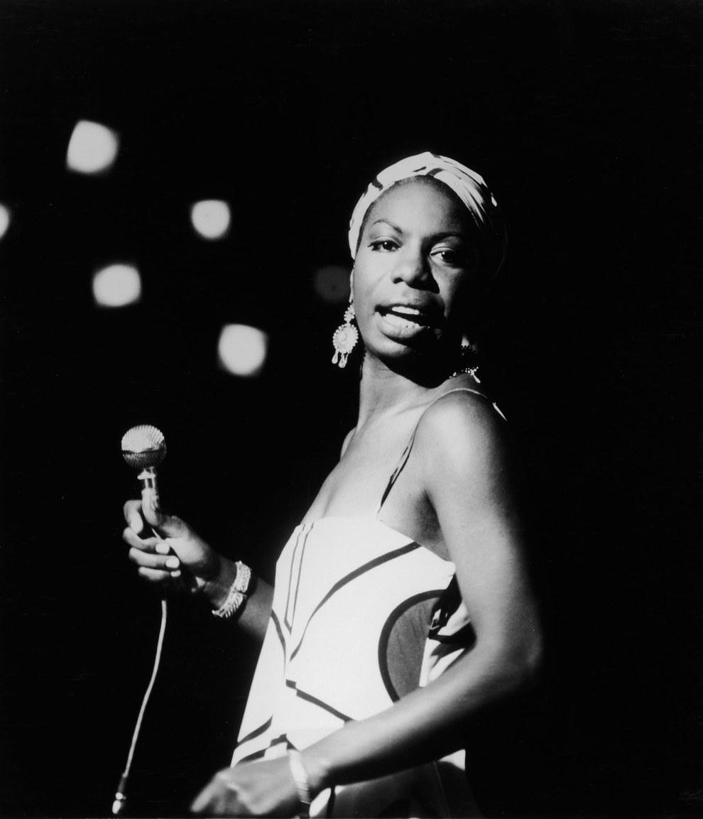 Nina Simone em 1964