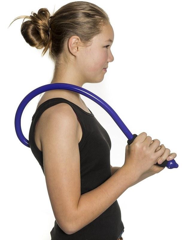 This Q-Flex acupressure massage tool from Shark Tank ($24.99).