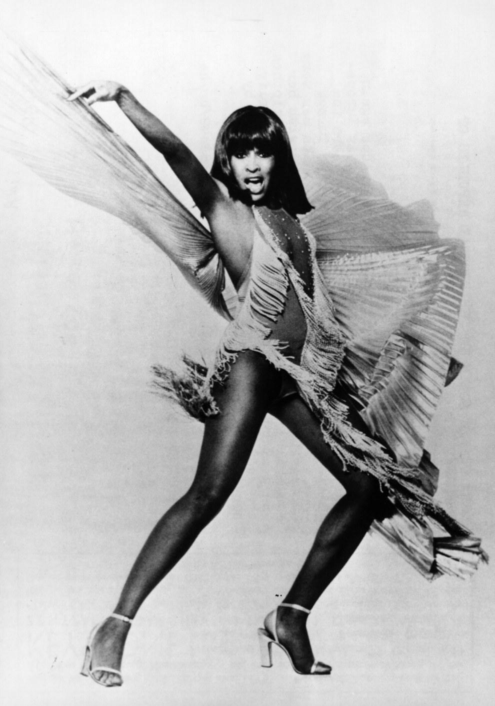 Tina Turner em 1983