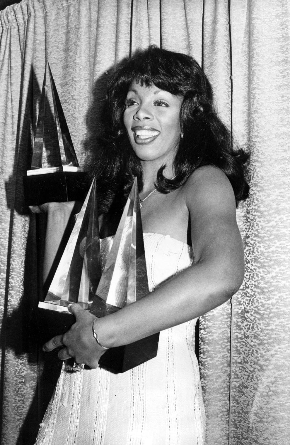 Donna Summer em 1979