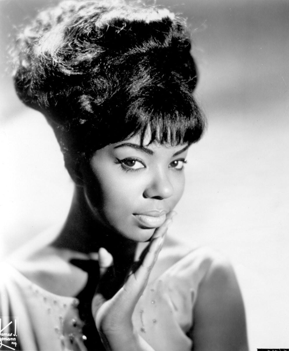 Mary Wells em 1963