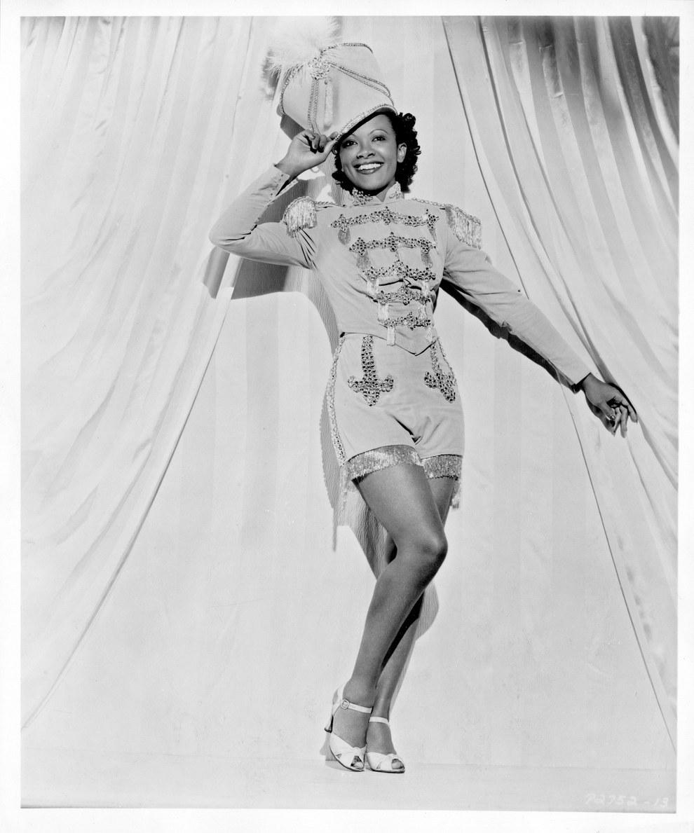 Theresa Harris em 1940