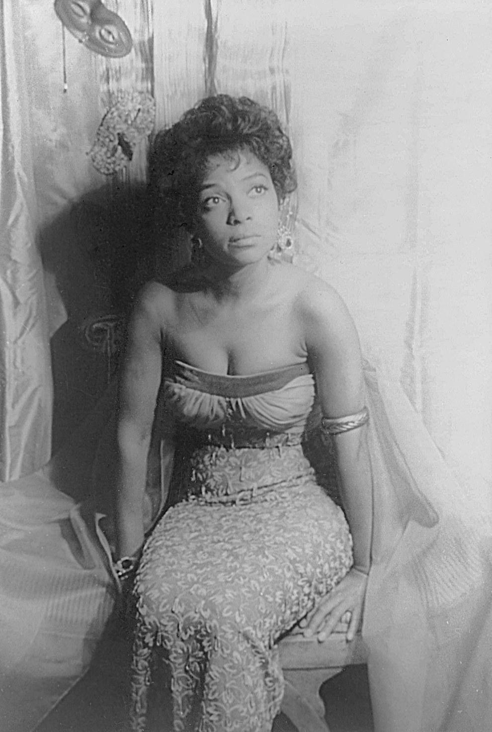 Ruby Dee em 1962