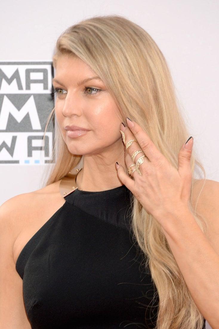 Some People Think Gigi Hadid Kinda Looks Like Fergie