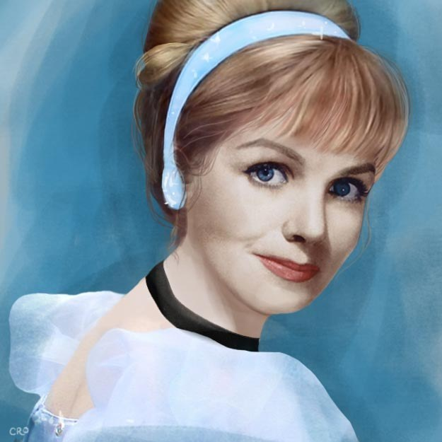 Ilene Woods as Cinderella: