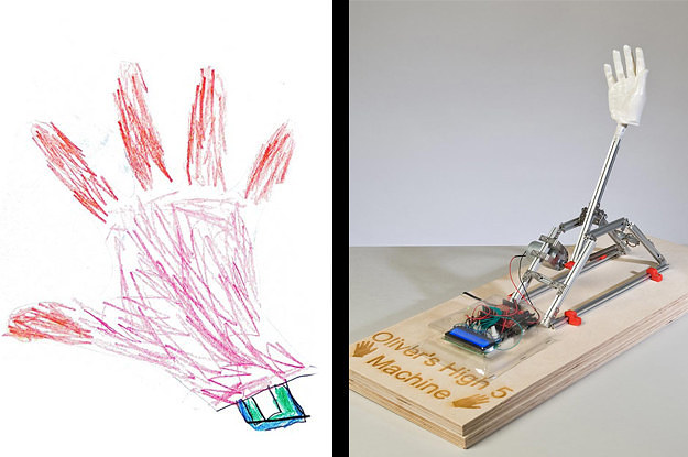 These Imaginative Children Had Their Drawings Turned Into Real-Life Inventions-9322