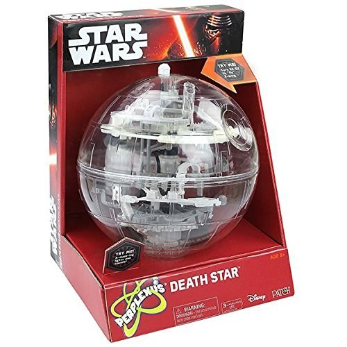 This Star Wars Death Star maze puzzle that also has lights and sound ($33.95).