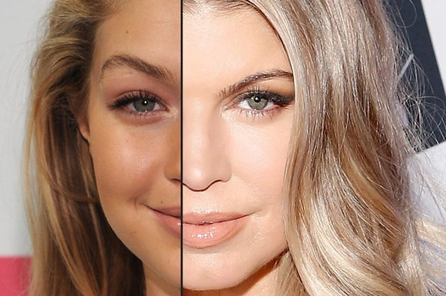 Quiz - Your Celebrity Look-Alike For Girls - YouThink.com